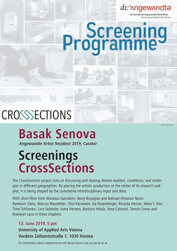 CrossSections Screening Programme
