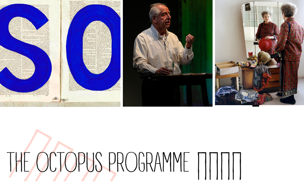 The Octopus Programme - Conversation between Lisl Ponger and William Kentridge